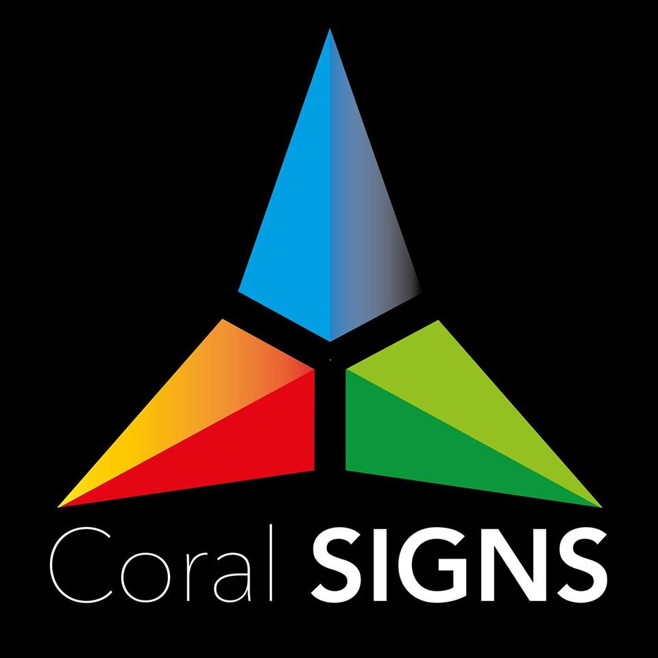 Coral Signs